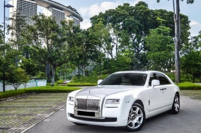 Rolls-Royce Ghost - 1 Way Transfer