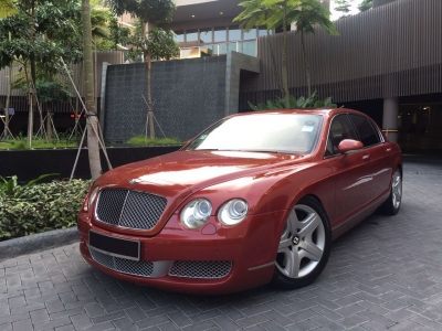 Bentley Continental Flying Spur - 9 Hours Disposal