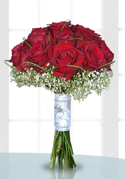 AE RED HAND TIED