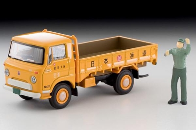 Tomica TLV LV-190a ISUZU ELF High Deck Body Nippon Express