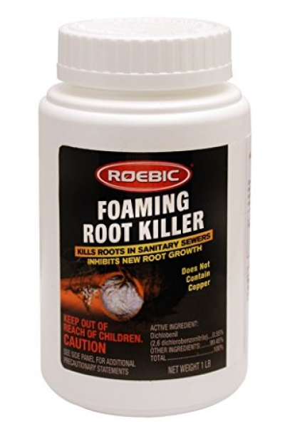 Roebic FRK Foaming Root Killer, 1-Pound